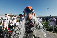 2015 NJSIAA High School Football Championships:  North 1, Group 1 final - Verona Hillbillies vs Cedar Grove Panthers  at Kean University Alumni Stadium, Union, NJ, Saturday, December 5, 2015.  Verona defeated Cedar Grove by the score of 21 - 14.