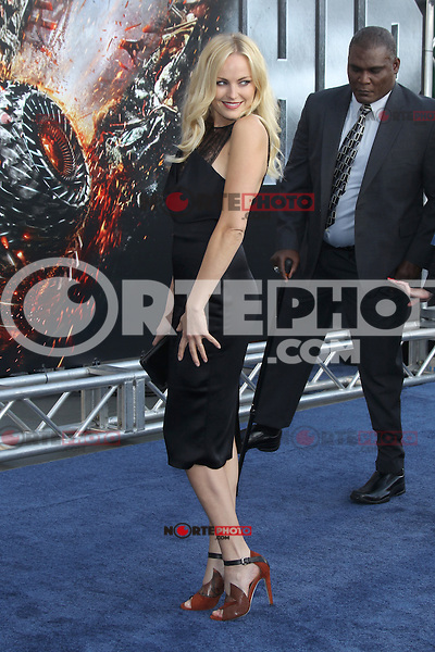 Malin Akerman at the film premiere of 'Battleship,' at the NOKIA Theatre at L.A. LIVE in Los Angeles, California. May, 10, 2012. ©mpi20/MediaPunch Inc.