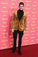 Callum Macleod<br /> arriving for the ITV Palooza at the Royal Festival Hall, London.<br /> <br /> ©Ash Knotek  D3532 12/11/2019