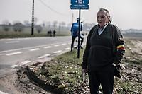 Signaleur.<br /> <br /> 81st Gent-Wevelgem in Flanders Fields (1.UWT)<br /> Deinze > Wevelgem (251km)