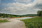 Fresh water holding pond. Chief Oil and Gas. Lycoming county...........................................