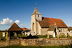 St Nicholas church West Itchenor, West Sussex. England. 2006.