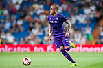 Cristiano Biraghi of ACF Fiorentina in action during the Santiago Bernabeu Trophy 2017 match between Real Madrid and ACF Fiorentina at the Santiago Bernabeu Stadium on 23 August 2017 in Madrid, Spain. Photo by Diego Gonzalez / Power Sport Images