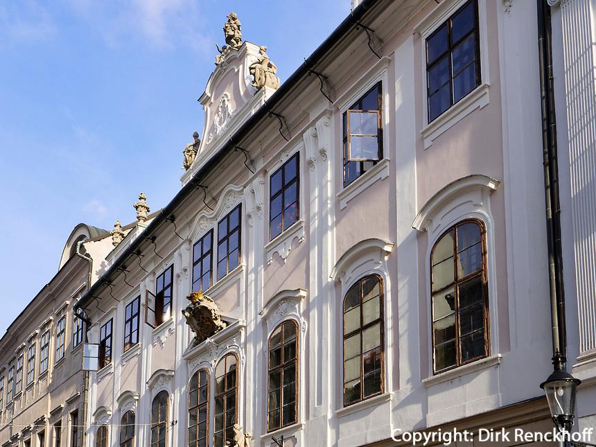 Balasov Palast, Panska 15, Bratislava, Bratislavsky kraj, Slowakei, Europa<br /> Balasov palace, Panska 15, Bratislava, Bratislavsky kraj, Slovakia, Europe