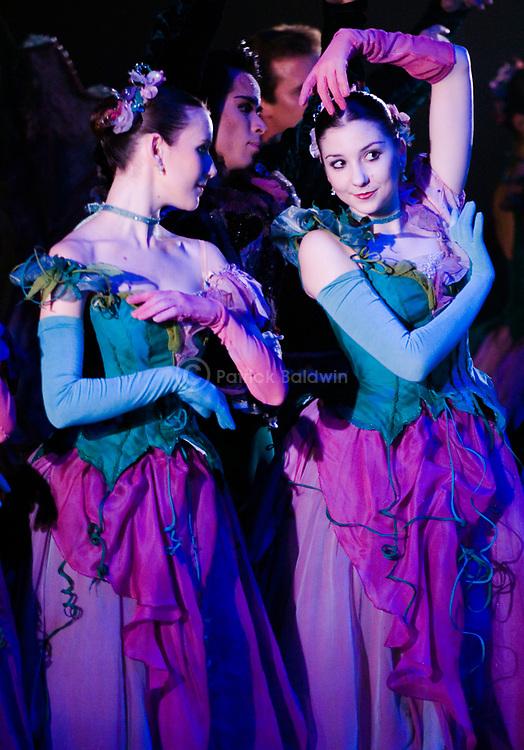 English National Ballet corps de ballet