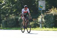 Christian Reuter auf dem Rad - Mörfelden-Walldorf 18.07.2021: MoeWathlon
