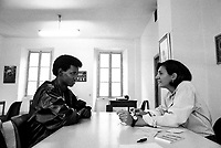 - legal advising office for immigrants at S.Egidio community in Rome (september 1979)<br />