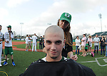 Tulane defeats High Point, 11-10, in 12 innings at Greer Field at Turchin Stadium.  Following the game, the entire team shaves their heads to raise awareness in the fight against pediatric cancer, raising over $10,000 for the Vs. Cancer Foundation.