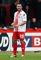 Peter Hartley of Stevenage<br />  - Stevenage v Carlisle Untied - Sky Bet League 1 - Lamex Stadium, Stevenage - 21st September, 2013<br />  © Kevin Coleman 2013