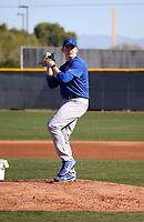 Zach Mort - Chicago Cubs 2019 spring training (Bill Mitchell)