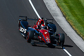 Verizon IndyCar Series<br /> Indianapolis 500 Carb Day<br /> Indianapolis Motor Speedway, Indianapolis, IN USA<br /> Friday 26 May 2017<br /> Mikhail Aleshin, Schmidt Peterson Motorsports Honda<br /> World Copyright: Jake Galstad<br /> LAT Images