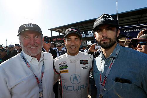 #7 Acura Team Penske Acura DPi, P: Helio Castroneves, Milo Ventimiglia, Jeff Zwart