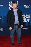 """HOLLYWOOD, LOS ANGELES, CA, USA - APRIL 29: Sean Astin at the Los Angeles Premiere Of TriStar Pictures' """"Mom's Night Out"""" held at the TCL Chinese Theatre IMAX on April 29, 2014 in Hollywood, Los Angeles, California, United States. (Photo by Xavier Collin/Celebrity Monitor)"""