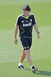 MADRID (11/08/2010).- Real Madrid training session at Valdebebas. Aitor Karanka...Photo: Cesar Cebolla / ALFAQUI