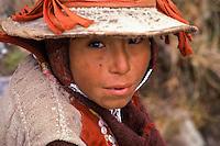 Inca Trail..Peru ..6-23-1983....