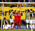 Nederland, Arnhem, 18 december 2015<br /> Eredivisie<br /> Seizoen 2015-2016<br /> Vitesse-FC Twente<br /> Felipe Gutierrez van FC Twente treurt om een gemiste kans