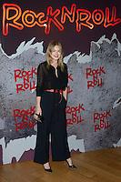 Camille ROWE - Avant premiere du film ' ROCK'N ROLL ' le 13 fevrier 2017 - Paris - France