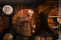 Europe/France/Nord-Pas-de-Calais/62/Pas-de-Calais/ Houlle: Hugues Persyn - Distillerie Persyn- Genièvre de Houlle // France, Pas de Calais, Houlle, Hugues Persyn, Persyn Distillery Gin-Houlle