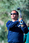 Zohar Sharon is an Israeli golfer who happens to be blind. He is the 3 time world Blind Golf champion.
