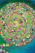 Interlitho, Soledad, CHRISTMAS CHILDREN, naive, paintings, kids spiral, baby(KL2299,#XK#) Weihnachten, Navidad, illustrations, pinturas