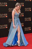 Joanne Clifton<br /> arriving for the Olivier Awards 2019 at the Royal Albert Hall, London<br /> <br /> ©Ash Knotek  D3492  07/04/2019