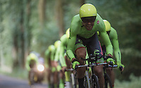 Team Cannondale-Drapac<br /> <br /> 12th Eneco Tour 2016 (UCI World Tour)<br /> stage 5 (TTT) Sittard-Sittard (20.9km) / The Netherlands