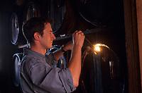 Europe/France/Centre/45/Loiret/Orléans : Vinaigre d'Orléans à la Maison Martin Pourret - Jean-François Martin [//  France, Loiret, Orleans, Maison Martin Pourret, Orleans vinegar, Jean François Martin <br /> (Autorisation : 24)