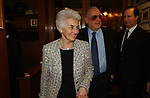 """ALFREDO E GIOVANNA BIONDI<br /> 75° COMPLEANNO DI LINO JANNUZZI - """"DA FORTUNATO AL PANTHEON"""" ROMA 2003"""