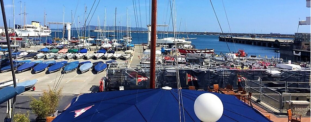 Ireland's biggest yacht club, the Royal St. George Yacht Club in Dun Laoghaire Harbour is using the new Park Turtle software for managing its forecourt software