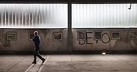 05.06.2013, Potocari ( Srebrenica ) Bosnia Herzegovina<br /> Memorial Centre Potocari<br /> L'esercito Serbo nel 1995 ha massacrato a Srebrenica circa 8.000 tra uomini e ragazzi Musulmani, la piu' grande atrocita' commessa in Europa dalla seconda guerra mondiale. <br /> Foto Insidefoto / EXPA/ Juergen Feichter