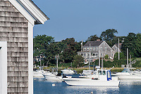 Wychmere Harbor, Harwich, Cape Cod, Massachusetts,, USA