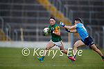 Paudie Clifford, Kerry in action against Colm Basquel, Dublin during the Allianz Football League Division 1 South between Kerry and Dublin at Semple Stadium, Thurles on Sunday.