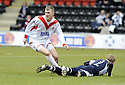 03/05/2008   Copyright Pic: James Stewart.File Name : sct_jspa02_airdrie_v_raith.BRYAN PRUNTY CELEBRATES AFTER HE SCORES AIRDRIE'S FIRST.James Stewart Photo Agency 19 Carronlea Drive, Falkirk. FK2 8DN      Vat Reg No. 607 6932 25.Studio      : +44 (0)1324 611191 .Mobile      : +44 (0)7721 416997.E-mail  :  jim@jspa.co.uk.If you require further information then contact Jim Stewart on any of the numbers above........