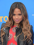 Christina Milian attends The TWC- Dimension L.A. Premiere of Paddington held at The TCL Chinese Theater  in Hollywood, California on January 10,2015                                                                               © 2015 Hollywood Press Agency