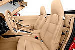 Front seat view of 2017 Porsche 911 Carrera 2 Door Convertible Front Seat  car photos