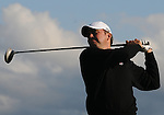 3 October 2008: Bo Van Pelt hits a tee shot during the second round at the Turning Stone Golf Championship in Verona, New York.