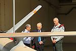 President Peres visit to Palmachim AFB