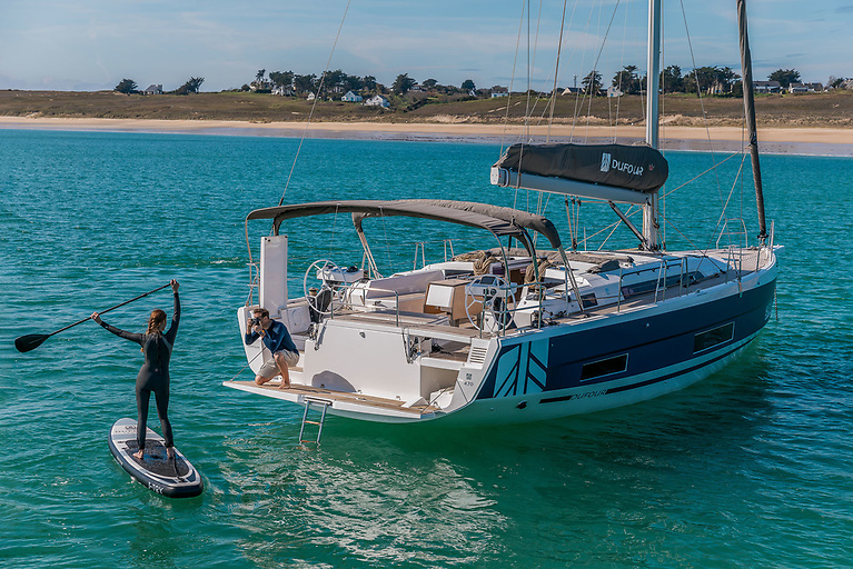 Dufour 470 - a free high spec equipment bundles with all Dufour Yachts ordered at the Southampton Boat Show – berths M315-325