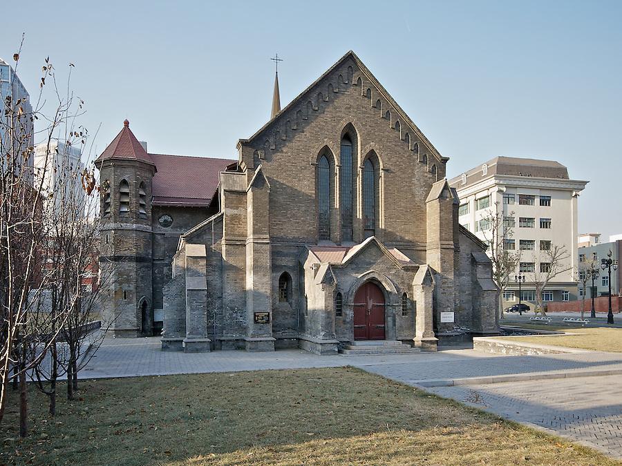 All Saints Church, Tianjin (Tientsin).