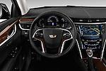Car pictures of steering wheel view of a 2016 Cadillac XTS - 4 Door Sedan Steering Wheel