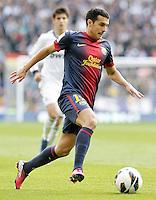 FC Barcelona's Pedro Rodriguez during La Liga match.March 02,2013. (ALTERPHOTOS/Acero) /NortePhoto