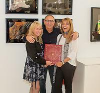 Lisa S. Johnson 108 Rock Star Guitars Artist Reception & Book Signing