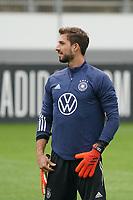 Torwart/Goalie Kevin Trapp (Deutschland Germany) - Stuttgart 31.08.2021: Training der Deutschen Nationalmannschaft, Gazi Stadion Stuttgart