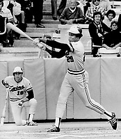 Rod Carew's talent with a bat has brought three American League batting titles.