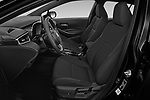Front seat view of 2021 Suzuki Swace GLX 5 Door Wagon Front Seat  car photos