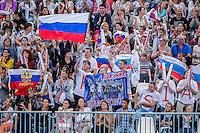Russian Fans RUS<br /> Synchro Women's Team Free Final Free Routine - Kazan Arena<br /> Day08 31/07/2015<br /> XVI FINA World Championships Aquatics Swimming<br /> Kazan Tatarstan RUS July 24 - Aug. 9 2015 <br /> Photo A.Masini/Deepbluemedia/Insidefoto