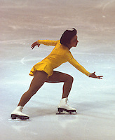 Heather Kemkaren Canada World Championships 1978. Photo copyright Scott Grant