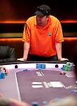 Pokerstars Team Pro Chris Moneymaker is eliminated.