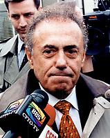 Toronto Mayor Mel Lastman<br /> <br /> Photo : Boris Spremo - Toronto Star archives - AQP