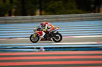 #55 NATIONAL MOTOS (FRA) HONDA CB R1000 -SUPERSTOCK- EGEA STEPHANE (FRA) ANTIGA GUILLAUME (FRA) BOULOM ENZO (FRA)